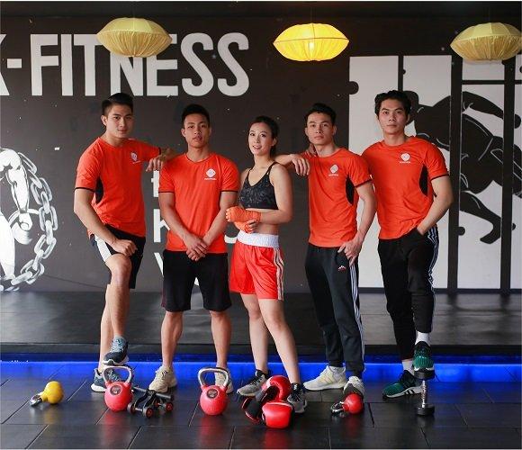 kickboxing giảm cân